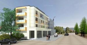 многофамилна жилищна сграда Горубляне