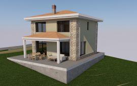 Еднофамилна къща в кв.Горна Баня